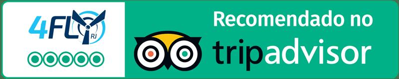 4Fly Rj Recomendado no TripAdvisor
